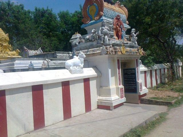 ஶ்ரீ ஞானாம்பிகா சமேத ஶ்ரீ காளஸ்தீஸ்வரர் கோவில்