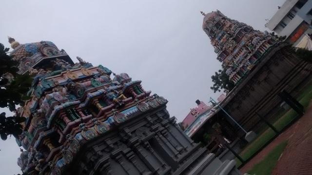 29. Adikesava and Lakhsminarayana Gopuras