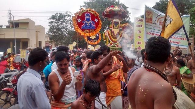 36.Tirumarai procession-yet another view
