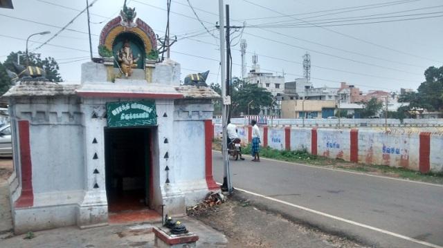 38. Varasakti Vinayakar temple nearby