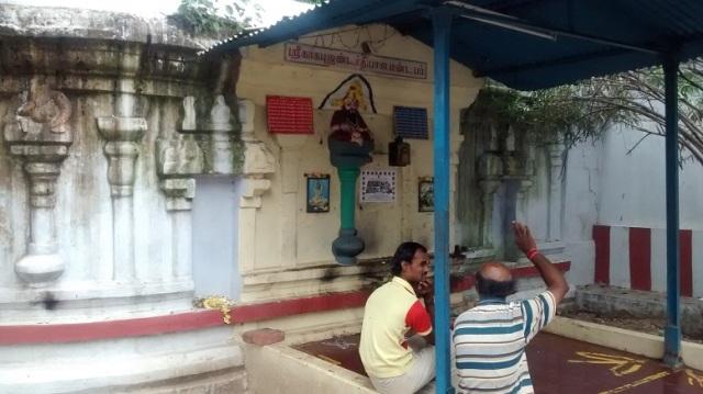 9. Kakabujandar Dhyana mantapam