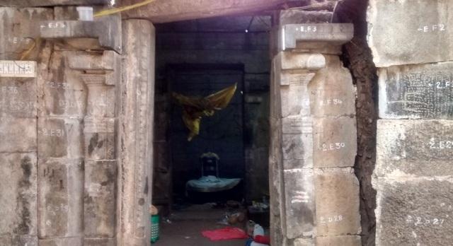 Pennalur Siva Temple - Agatteeswarar Lingam