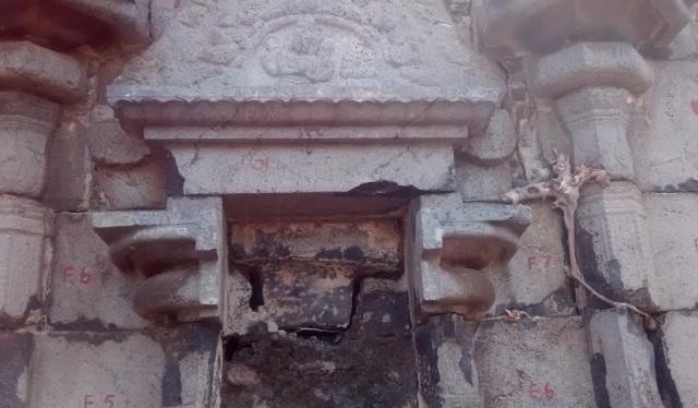 Pennalur Siva Temple - Brahma