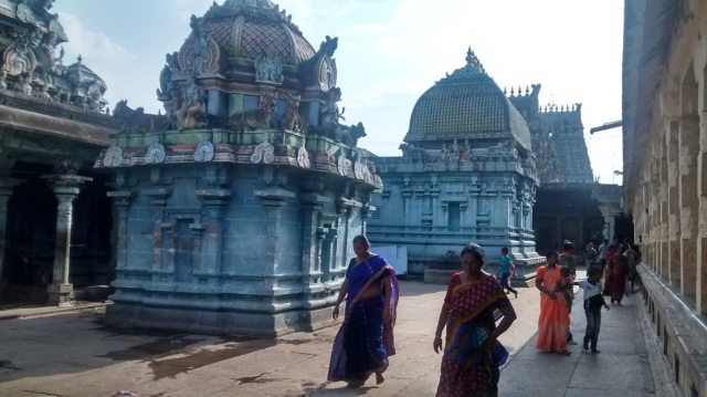 20. Tirukkadaiyur temple- LHS