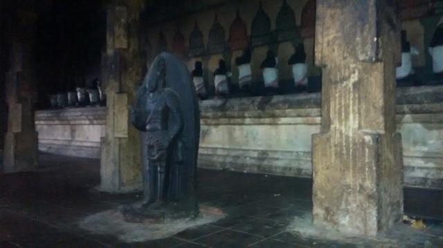 32. Tirukkadaiyur temple- 63 nayanmar - RHS