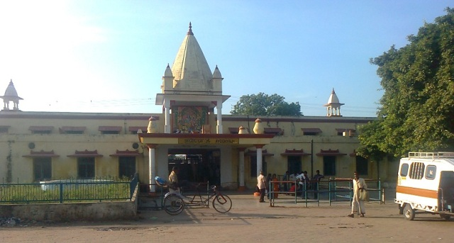 2. Ayodhya Railway station -another view