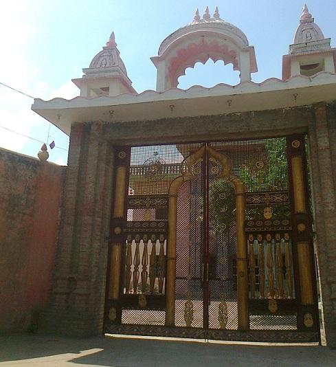 26. Ayodhya- another palace mandir