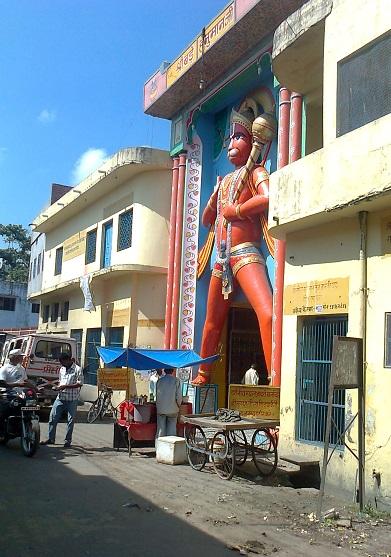 5. Ayodhya- Bade Hanumanji Mandir