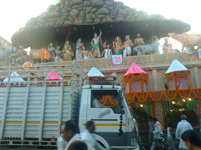 36. தான் தாம் - தானம் கொடுக்கும் கோவில்- கோவர்த்தன் கோவில்