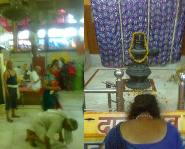 38. தான் தாம் - தானம் கொடுக்கும் கோவில்.உள்ளே எல்லா கடவுள் விக்கிரகங்களும் உள்ளன