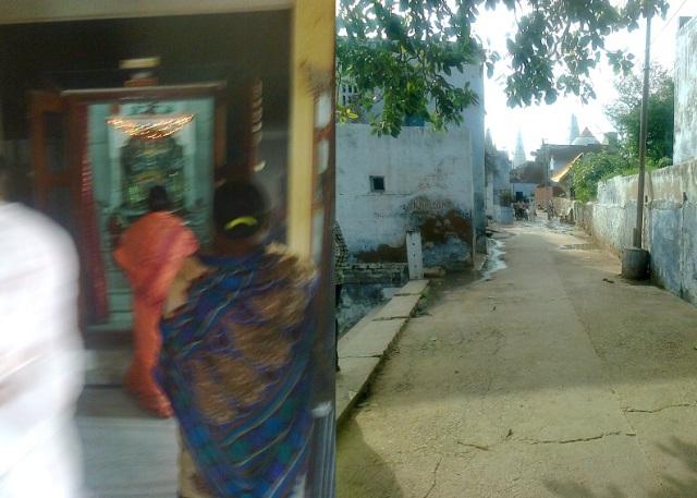4.. விமல் குண்ட் கோவில், பக்கத்தில் இருக்கும் தெரு
