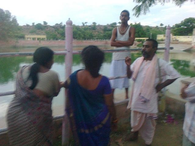 40. மஹேந்திடர குண்ட் பற்றி விளக்கும் சுவாமி