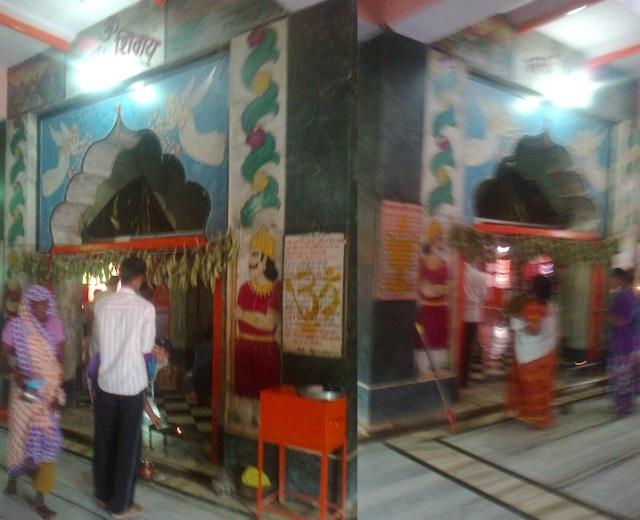 6. காமேஸ்வர் மஹாதேவ் கோவில் உள்புறம்