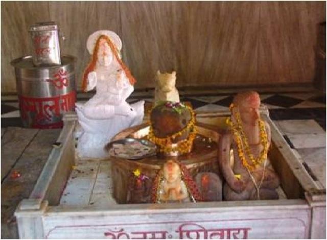 Bharadwaja ashram - Allahabad