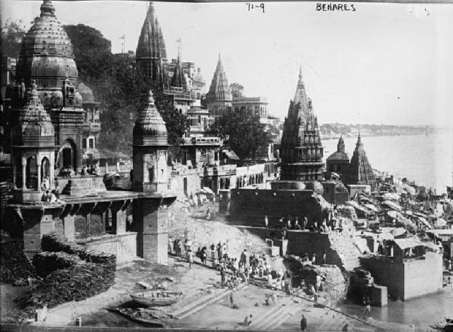 Kasi temple old photo