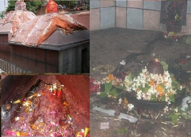 Mangala Gauri temple, Gaya.where breasts fell