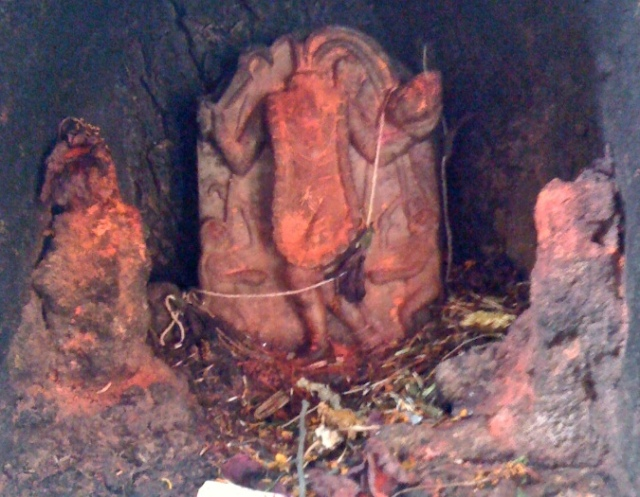 mangala-gouri-Tantric sculpture