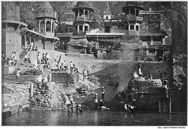Manikarnika Ghat varanasi