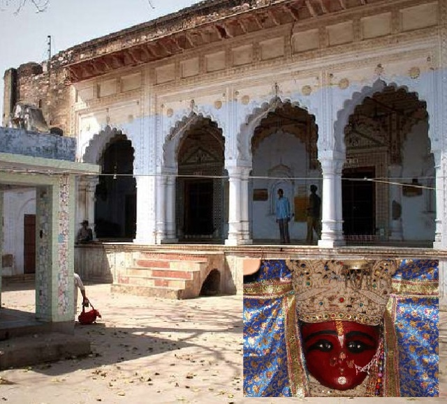 Vrinda devi temple