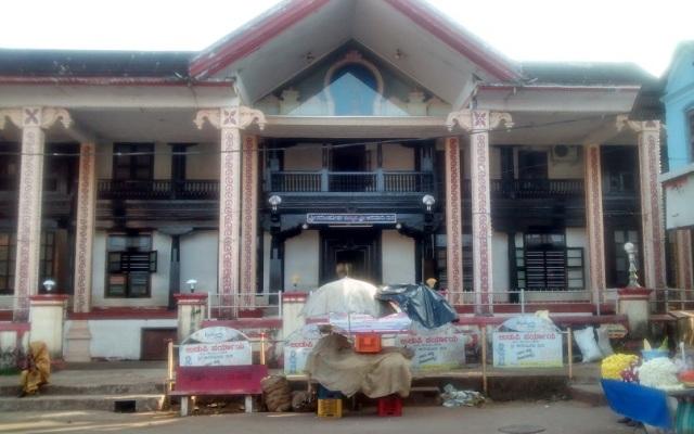 உடுப்பி மடம் - அதமாரு