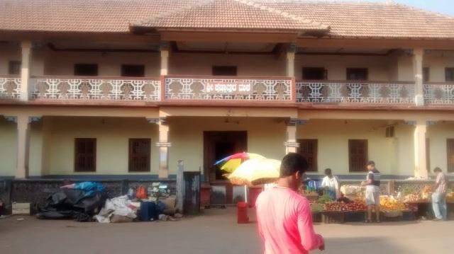 உடுப்பி மடம் - கனியூரு
