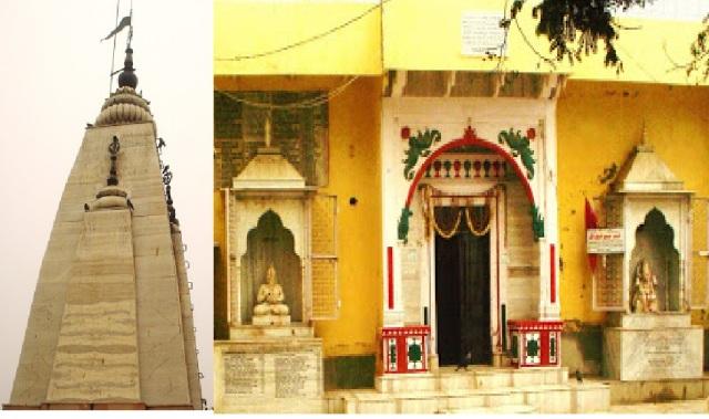 கருட கோவிந்த மந்திர் - கோபுரமும், வாயிலும்