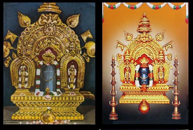 தர்மஸ்தலா - மஞ்சுநாத ஸ்வாமி - லிங்கம்