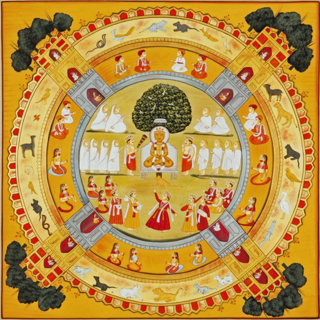 Jaina cosmology - Vastu