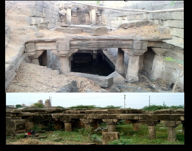 Remains found at Bhadreswar, Kutuch, Gujarat