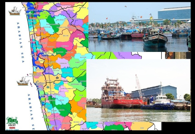 Udupi malpe and  Belekeri ports