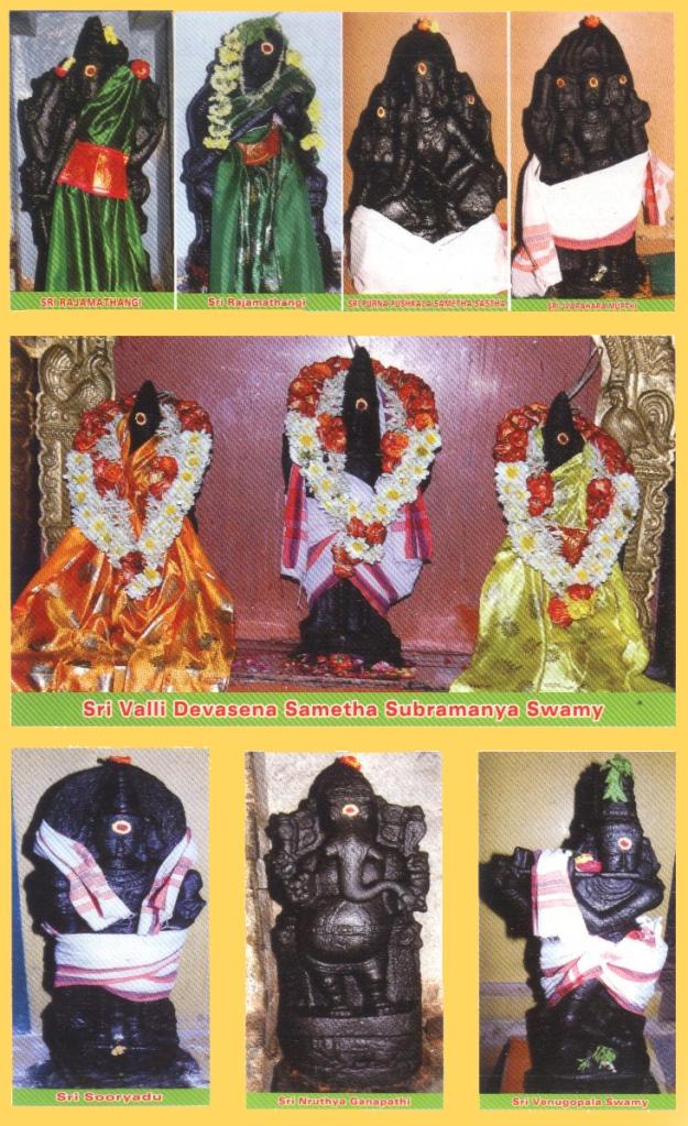 Surattappali idols.1