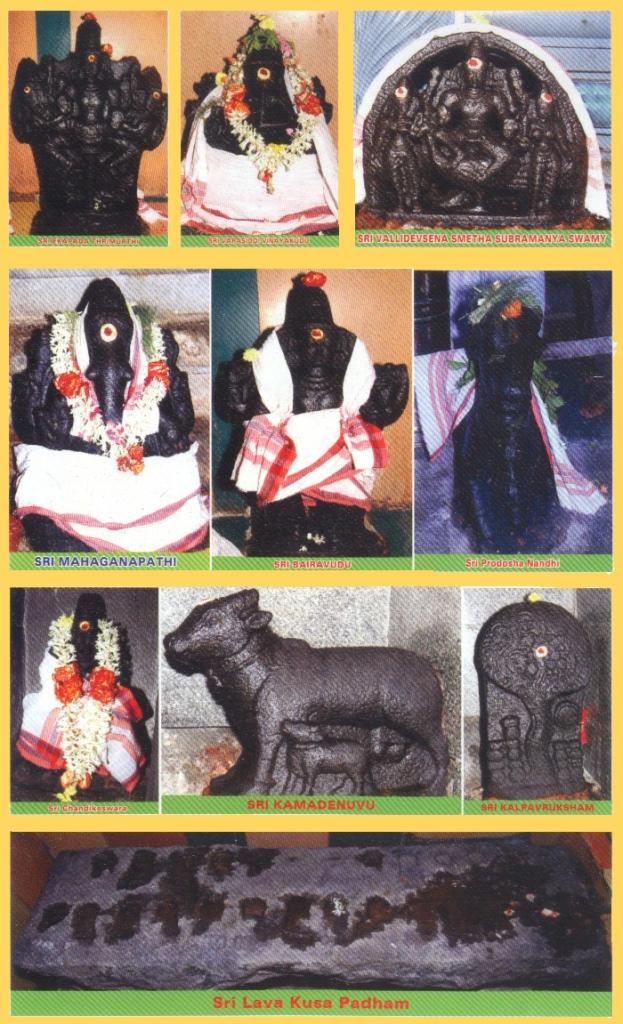 Surattappali idols.3