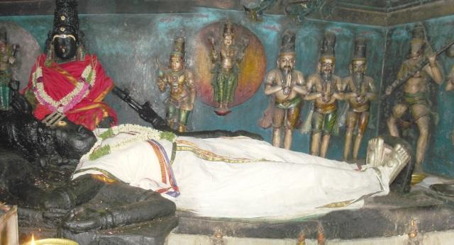 Surattappalli Siva idol