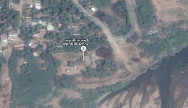 அகஸ்தீஸ்வரர் கோவில் இருப்பிடம், திருமுக்கூடலூர்