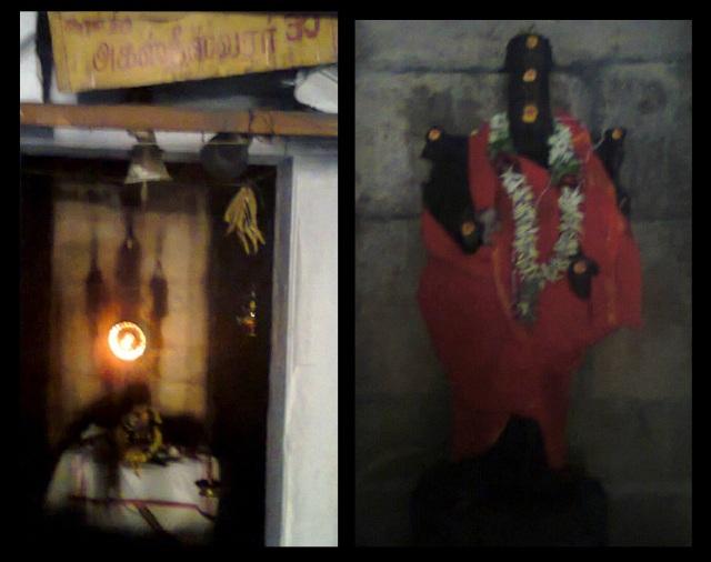 அகஸ்தீஸ்வரர்,அனந்தாக்ஷி திருமுக்குக்கூடல்
