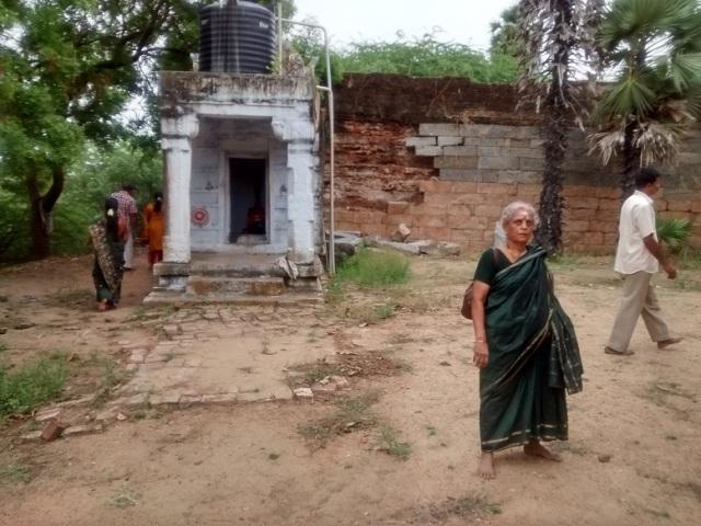 திருமுக்கூடல் கோவில் - வடமேற்கு மூலையில் இருக்கும் சந்நிதி