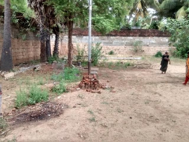 திருமுக்கூடல் கோவில் - வடமேற்கு மூலையில் இருந்த சந்நிதி-இப்பொழுது இல்லை