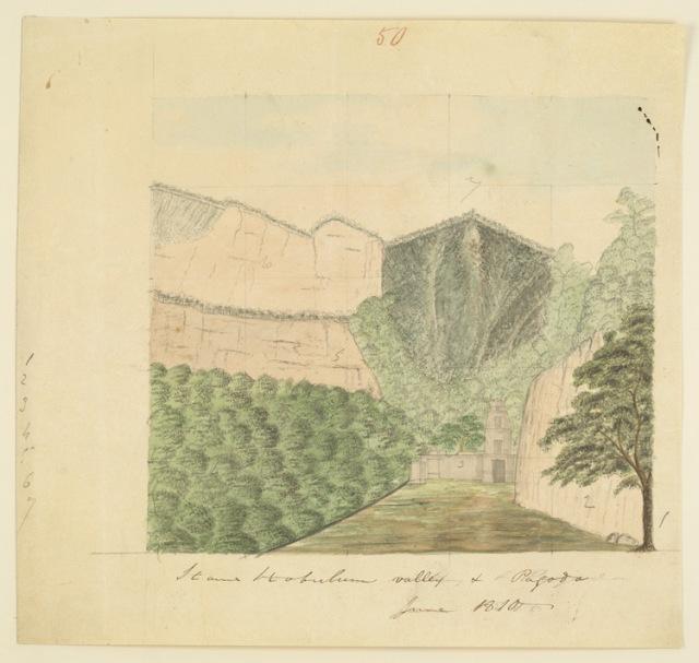 50-way-to-upper-ahobila-temple-sketch