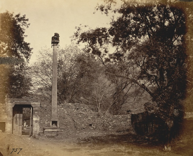 garudastambha-at-the-narasimha-temple-ahobilam-old-photo
