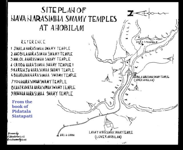 location-of-nine-narasimhas-p-sitapati
