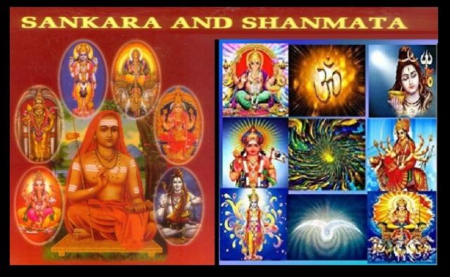 sankara-and-shanmata