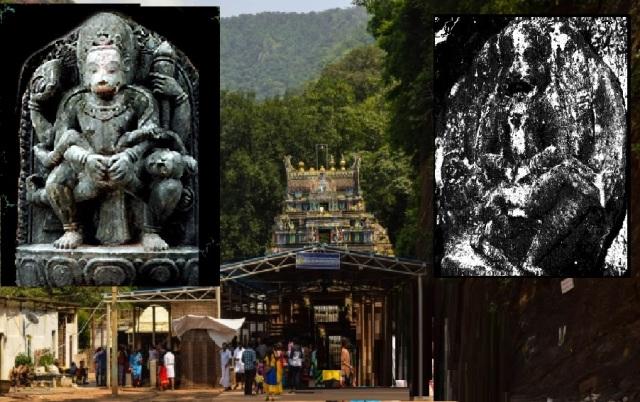 upper-ahobilam-temple-entranc-uggira-narasimha-vigram