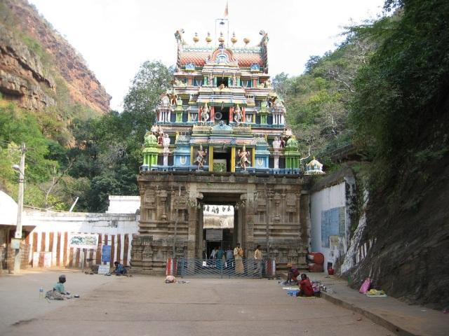 upper-ahobilam-temple-entrance