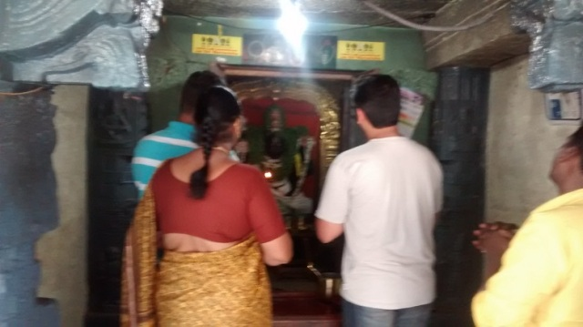Chatravata Narasimha temple- darshan