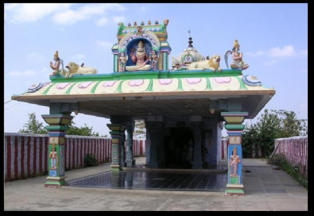 Chatravata Narasimha temple- full view