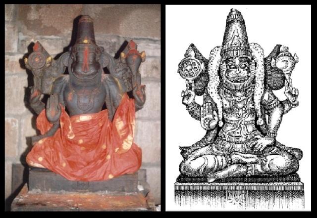 Chatravata Narasimha temple- Mulavar