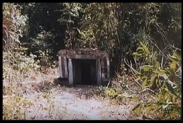 Karanja - Saranga Narasimha - old temole- before renovation