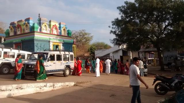 Yogananda Naraimha temple - a complex developed