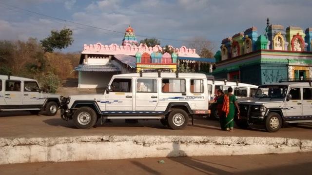 Yogananda Naraimha temple - a complex