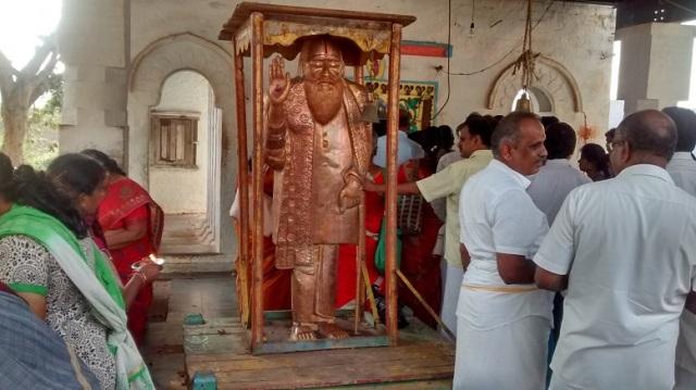 Yogananda Naraimha temple - Kasi Ayya